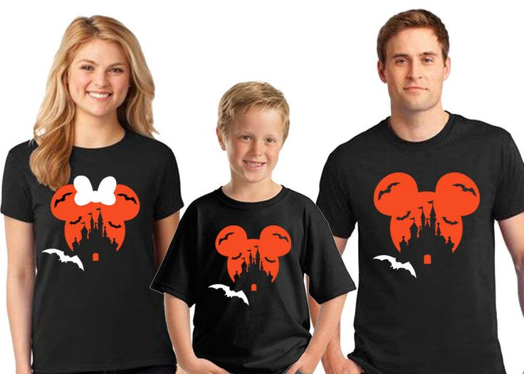 Disney Family Shirts, Matching Family Disney Halloween Shirts, Family Disney Shirts, Matching Disney Couple Shirts, Minnie Mickey Shirts by PopTshirt on Etsy https://www.etsy.com/listing/472759916/disney-family-shirts-matching-family