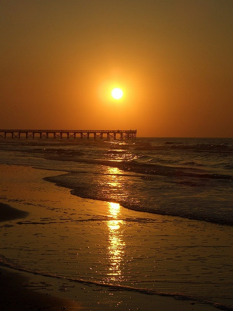 Sunrise on Isle of Palms