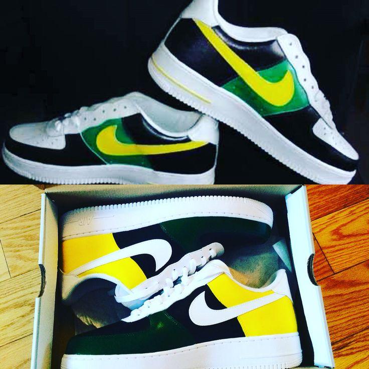 Custom shoe - Nike Air Force 1 lows