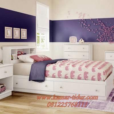 Tips Mendesain Kamar Tidur Anak Yang Baik Dan Menarik – Desain sebuah kamar tidur sangatlah penting bagi anda untuk mendesain kamar tidur bagi anak anda. Karena kita ketahui bahwa yang namanya anak pasti suka dengan desain yang menarik. Dengan kamar yang menarik maka akan meningkatkan anak anda untuk mau tidur di kamarnya sendiri. Oleh karena …