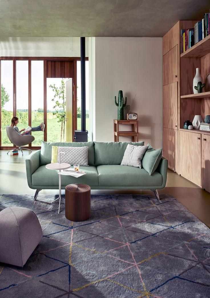 Dutch Design | Design On Stock #Byen #Sofa #Sfeer #Inspiration