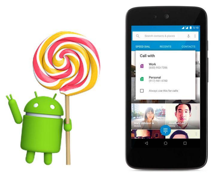 Android 5.1 est officialisé avec le support multi-SIM - http://www.frandroid.com/android/272994_android-5-1-est-officialise-avec-le-support-multi-sim  #Android, #MisesàjourAndroid