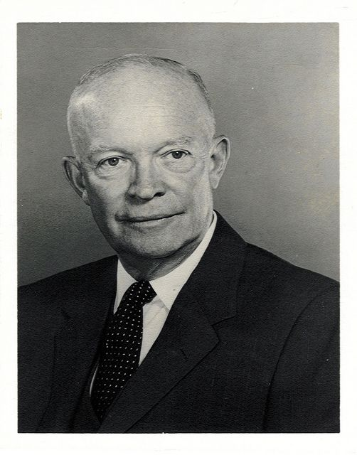 President #34 Dwight Eisenhower