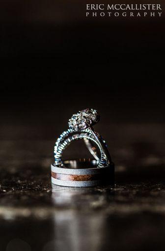 eye candy thanks for sharing alex custom grooms titanium ring is made thanks for sharingeye candytitanium ringsdesign your owndarkwoodswedding ring - Design Your Own Wedding Ring
