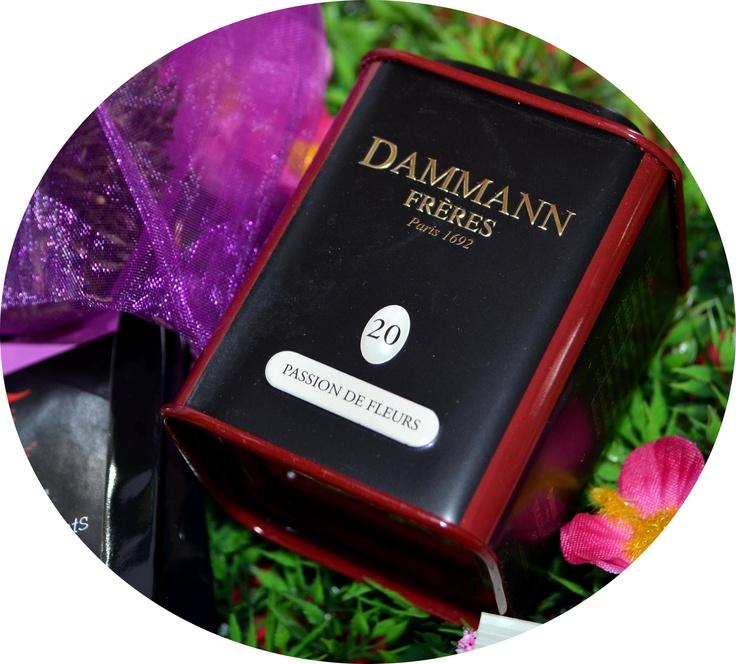 Lyl Make Up, un petit thé Damman dans les champs fleuris ?