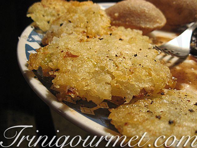 Cassava Latkes (recipe & video) & Other Hanukkah Menu Ideas | TriniGourmet.com
