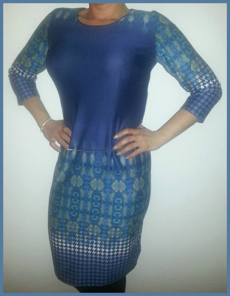 Šaty so vzorom #šaty