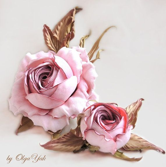 Hey, I found this really awesome Etsy listing at https://www.etsy.com/au/listing/264162910/set-of-silk-flowers-corsage-rose-pink