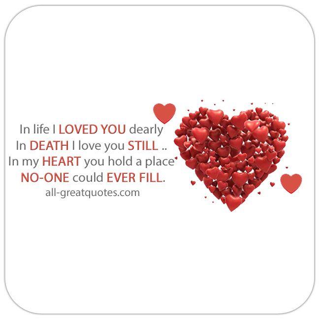 Grief Loss Quotes Poems Healing Cards | all-greatquotes.com #Grief #Loss