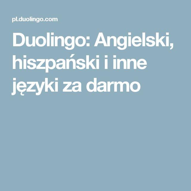 Duolingo: Angielski, hiszpański i inne języki za darmo