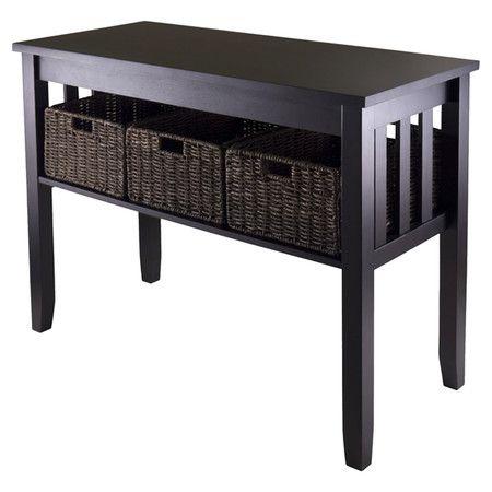 Terrace Console Table - $148.95 Joss & Main