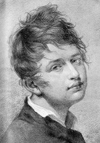 """Clemens brentano, broer van Bettina von Arnim,, schrijft n.a.v Goethe's Briefwechsel mit einem Kinde (van Bettina) """"Sein Genie scheint mir arm gegen das deiner Liebe"""", over de koele houding van Goethe"""
