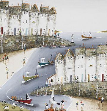 High Harbour by Rebecca Lardner