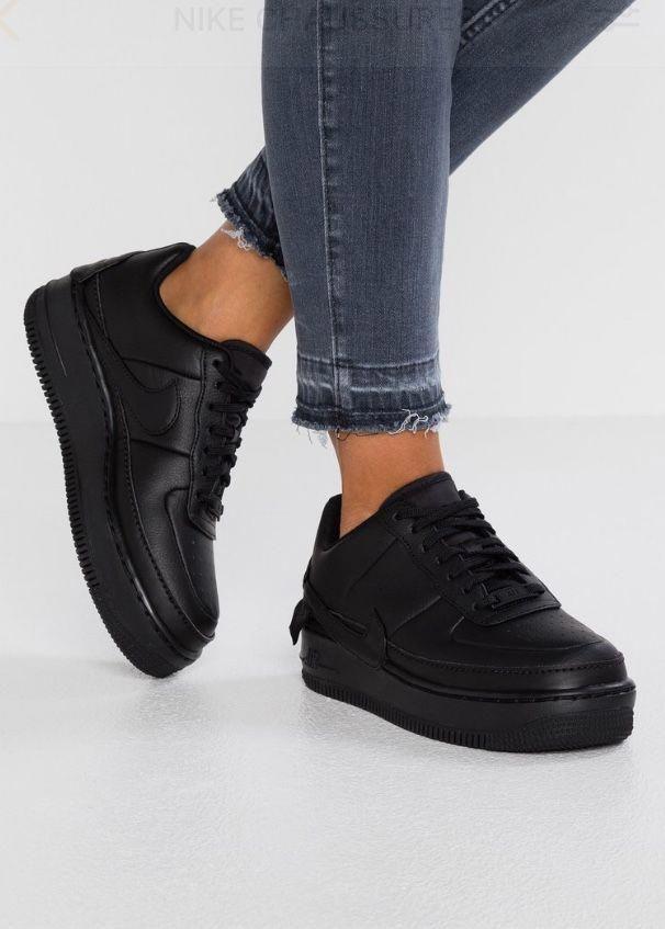 Fashionable Sneakers 4 U Zapatos Nike Negros Tenis Negros Nike Tenis Nike Negros Mujer
