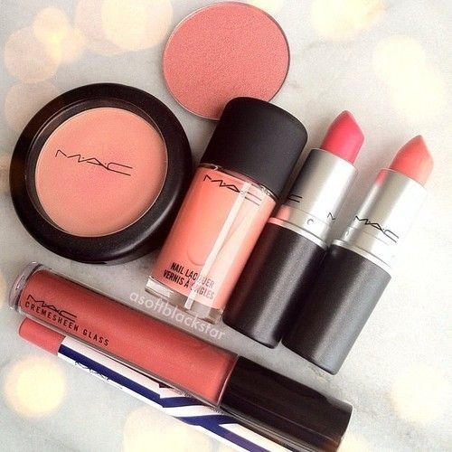 I am very much a girly-girl so I enjoy all things to do with make up and dresses…