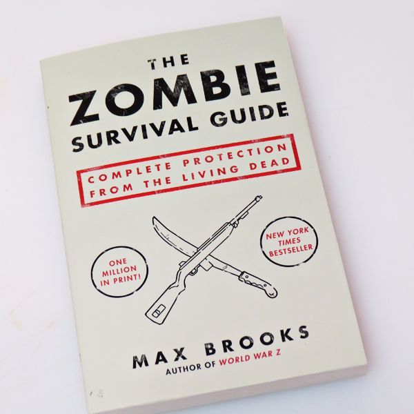 DIY Gift Idea: Zombie Apocalypse Kit + Free Printable - Comic Con Family