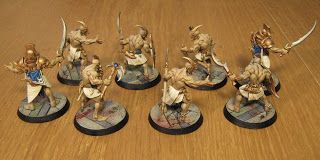 Kevin's Miniatures & Hobby Table: Starting Into Silver Tower