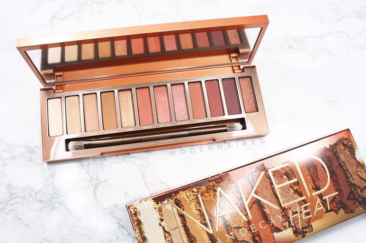 Urban Decay Naked Heat Palette & Naked Heat Collection now available at Sephora, Sephora Canada, Ulta and Urban Decay's website! — Check out the full blog post for more details and swatches!