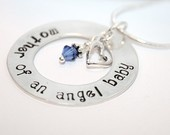 Beautiful jewelry designed to honor the loss of a baby or miscarriage.: Babies, Honor Miscarriage, Beautiful Jewelry, Jewelry Design, Angel Baby, Miscarriage Jewelry, Angel Babies, Miscarriage I, Mommy Jewelry