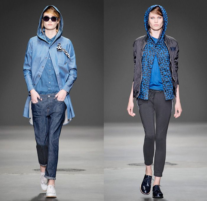1000+ images about Denim Outerwear