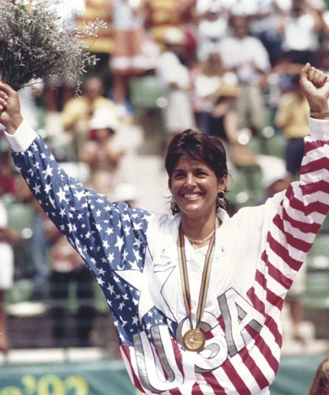 Gigi Fernandez - USA