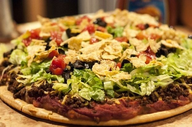 Gluten-Free Taco Pizza | 29 Gluten-Free Ways To Satisfy A Carb Craving
