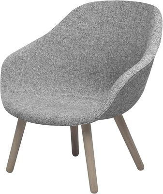 About a Lounge Low Armchair - Low back - Hallingdal fabric