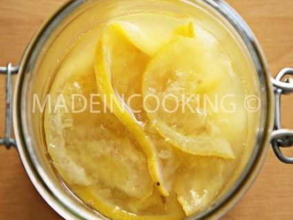 Citrons confits express
