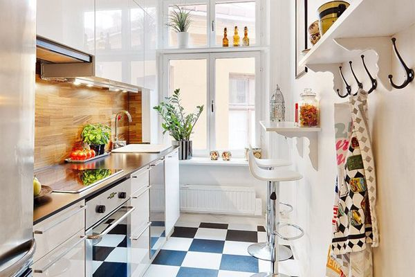 Best 13 Best Small Kitchen Ideas On A Budget Images On Pinterest 400 x 300