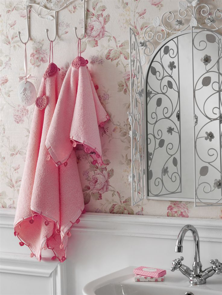 Think pink #englishhome #towel #pink