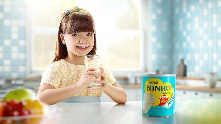 Nestle Ninho on Behance