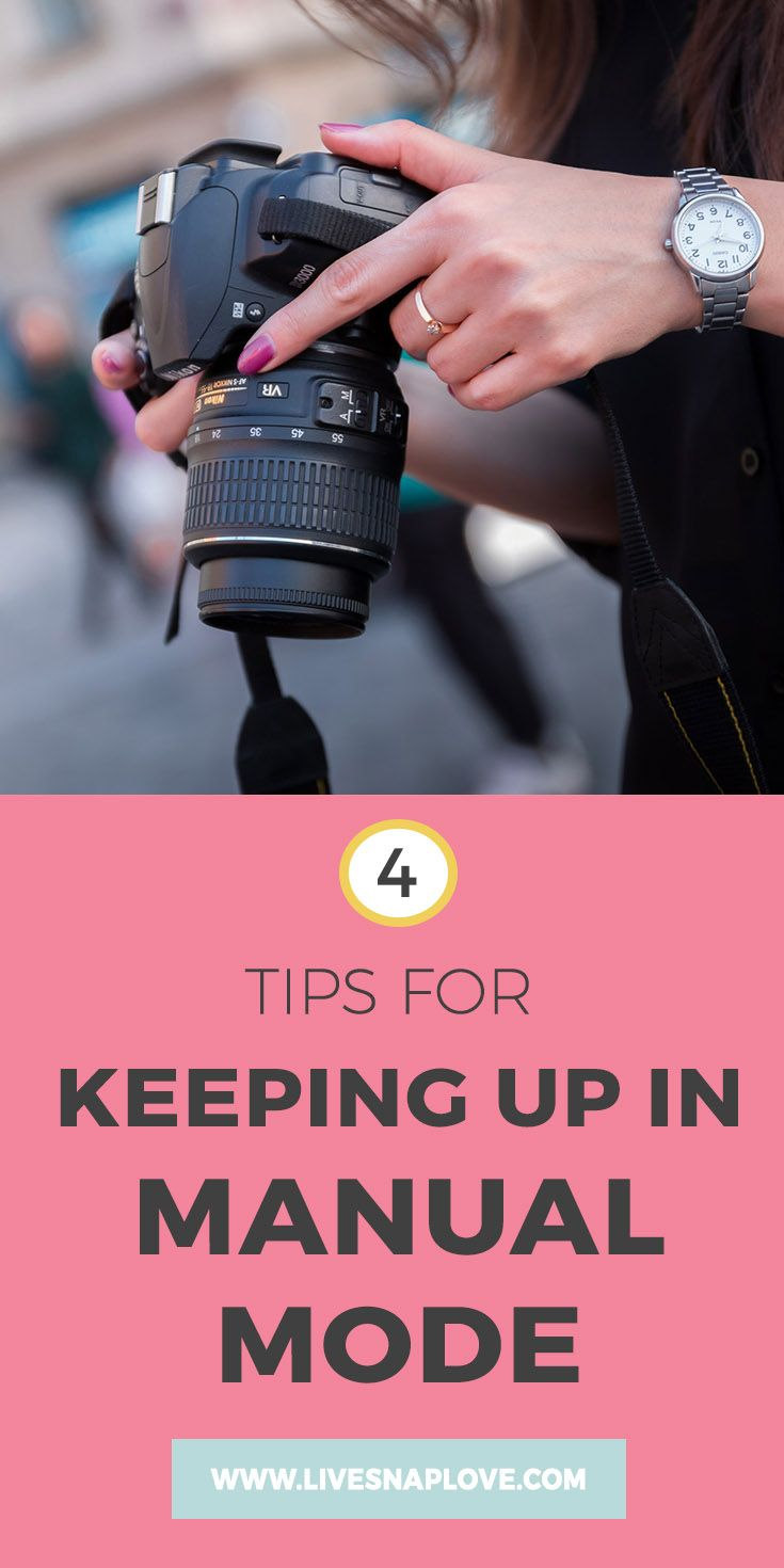 Manual Mode Tips | Photography Tips For Beginners | How to keep up when shooting in manual mode