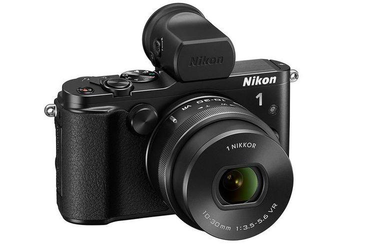 Nikon 1 V3 - zaawansowany bezlusterkowiec systemu Nikon 1