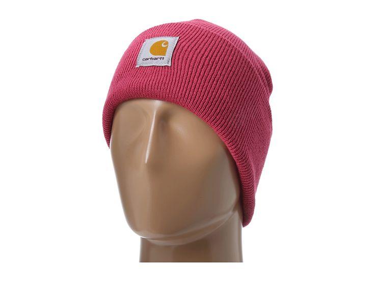 CARHARTT CARHARTT - ACRYLIC WATCH HAT (CRAB APPLE) CAPS. #carhartt #