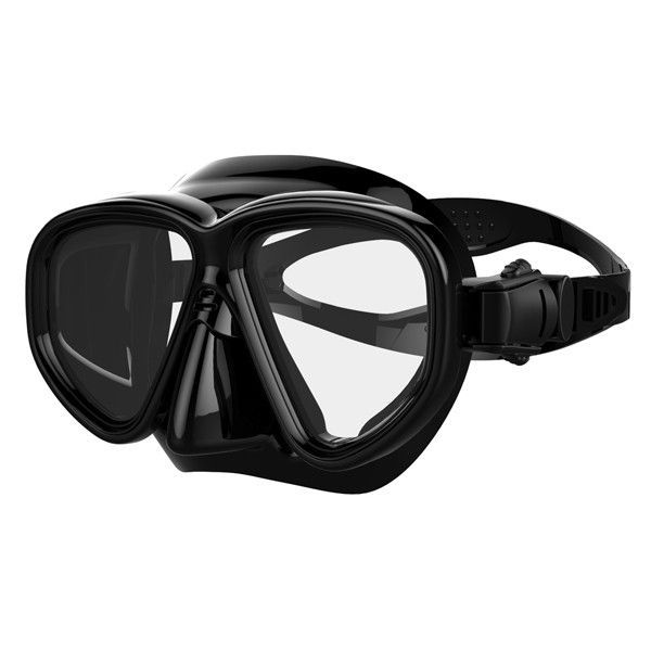 Mask - 4 Color choices. Under Water Scuba, Snorkel, Swimming mask. Professional Silicone Gear Scuba Diving Mask. Anti-Fog UV Waterproof Men Women