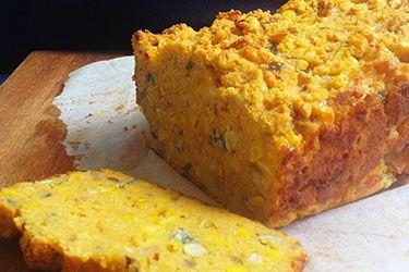 Blue cheese cornbread – Recipes – Bite