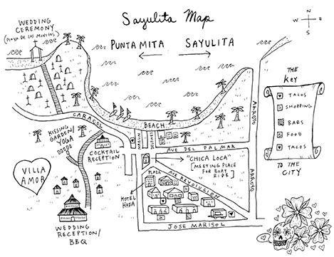Sayulita Mexico Map Google.Mexico Sayulita Wedding Google Search Sayulita Mexico