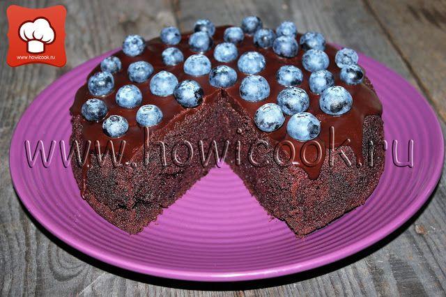 HowICook: Шоколадный пирог на раз, два, три от Andy Chef
