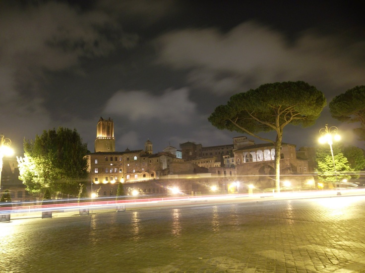 rome at night 4