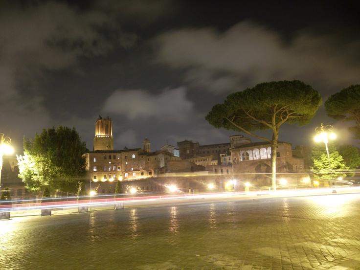 rome at night 4