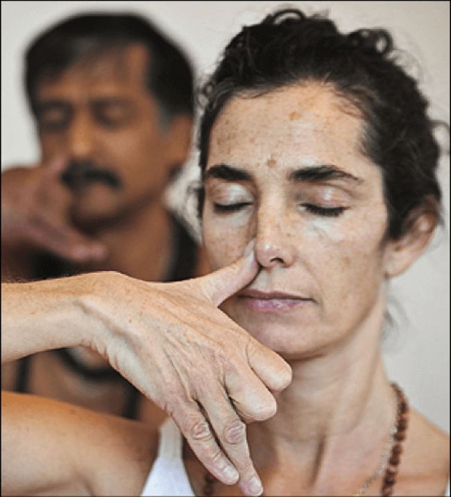 technique de respiration nasale alternative