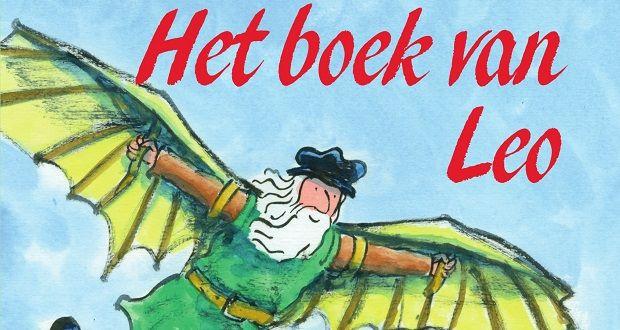 Op een prachtige, kinderlijke manier worden kinderen in Het boek van Leo (AVI-M3) meegenomen in de wereld van Leonardo da Vinci.