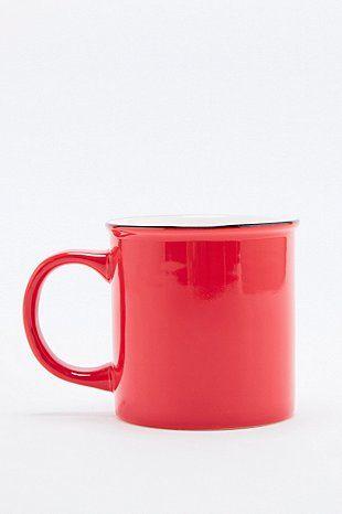 Capventure Mug in Red