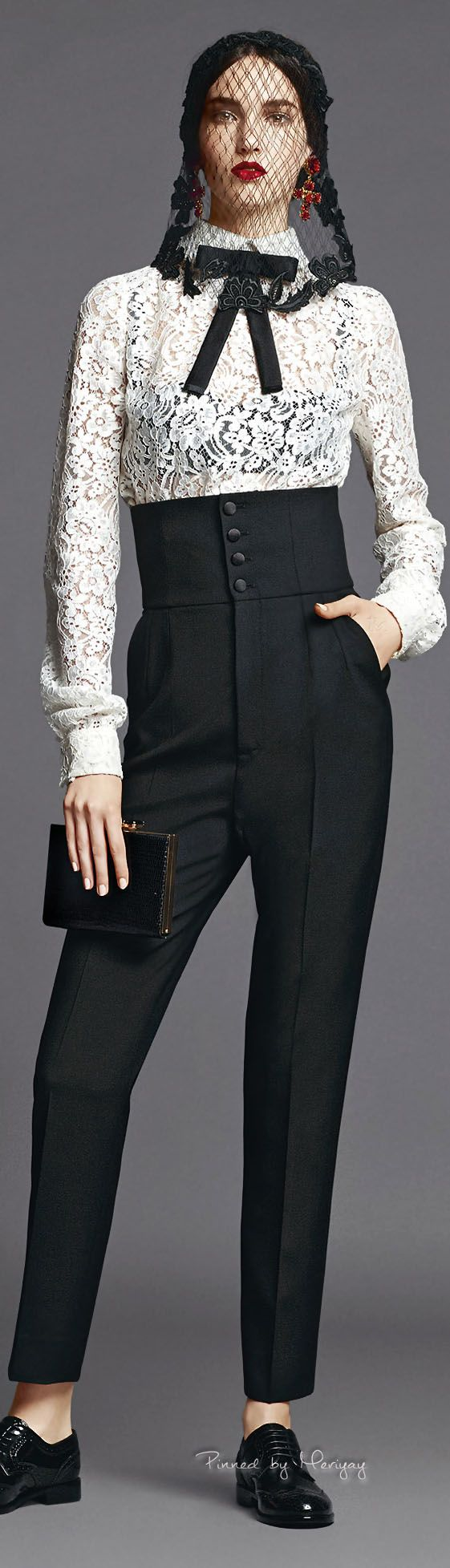 Farb-und Stilberatung mit www.farben-reich.com - ♔Dolce & Gabbana.2015♔