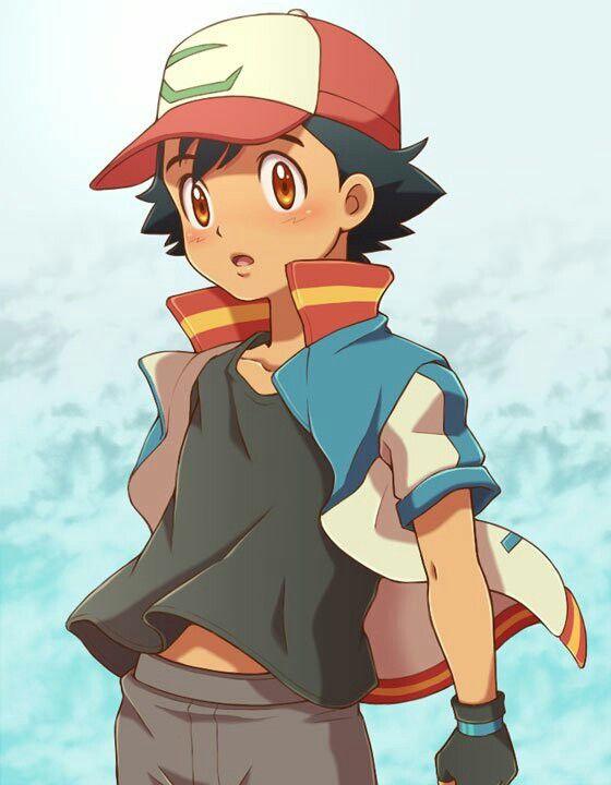 Ash/Satoshi Ketchum || Pokémon