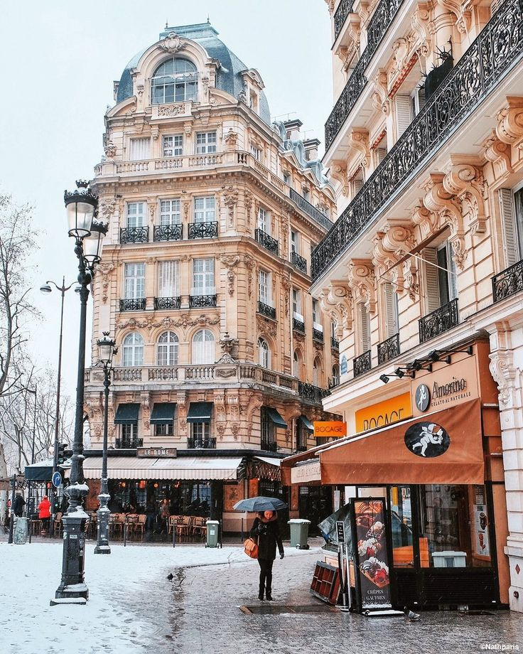 Paris est une Fête! — Paris by Nathalie Geffroy.