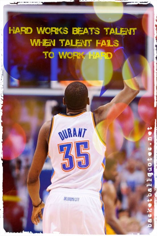 """Hard Work Never Fails Quotes: """"Hard Works Beats Talent When Talent Fails To Work Hard"""