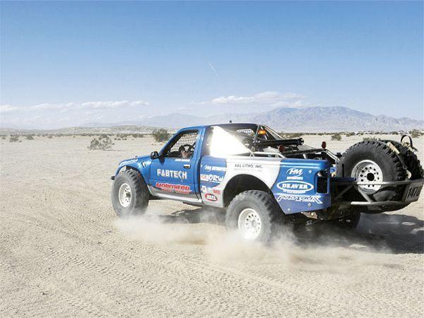 offroad+custom+trucks | Custom Toyota Prerunner Truck - Off-Road Magazine