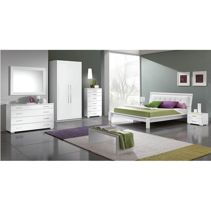 Luca Home 3-piece Bedroom Set