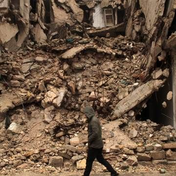 Syrians Trapped in Aleppo Plead for Help Out of Disaster #Latest Tech Trends NBC News Technology